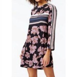 Rachel Roy (Blooms and stripes) Dress